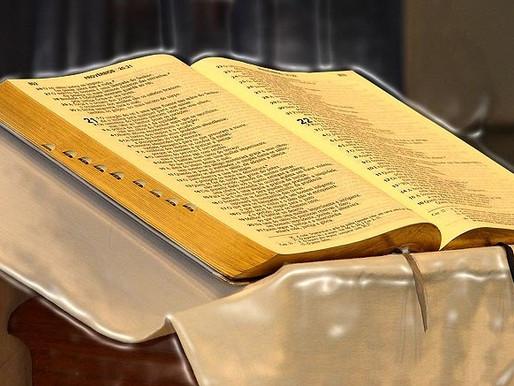 Retomando o Amor à Leitura Pública das Escrituras