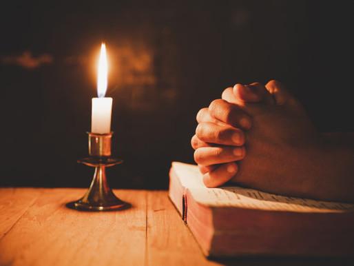 Oração antes da Eloquência