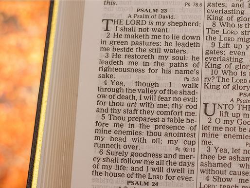 Pregando Cristo no Antigo Testamento