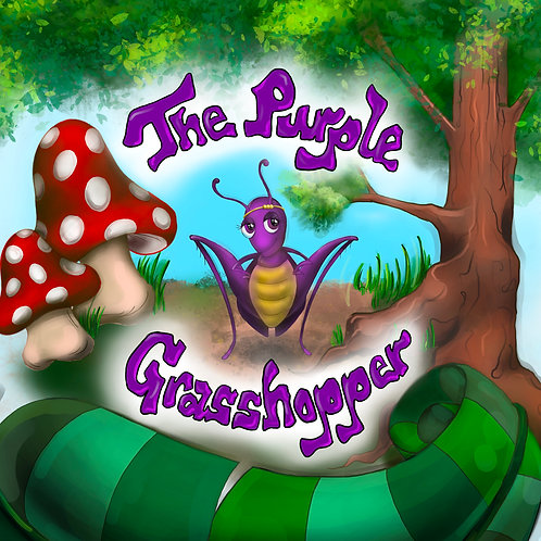The Purple Grasshopper