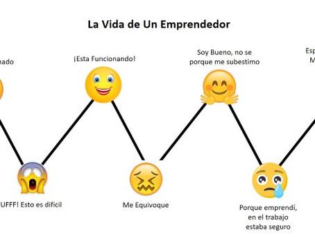 La vida personal del emprendedor