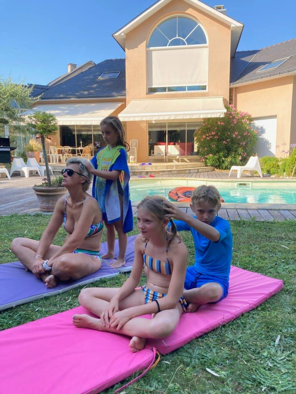 Atelier Massage Parents-Enfants