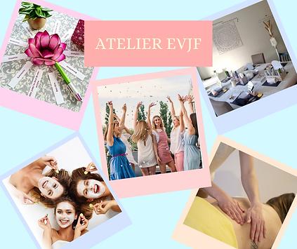 atelier EVJF bien-être relaxation massage rezé nantes coueron couëron