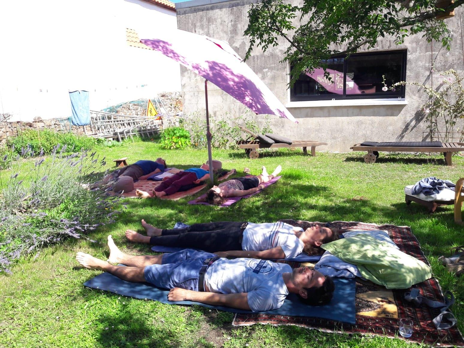 Atelier relaxation auto massage