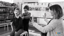 massage école scolaire loisirs crèche enfants Rezé saint herblain nantes 1