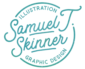 Illustration and Graphic Design by Samuel T Skinner