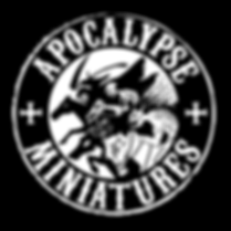 Apocalypse Minatures Logo Design