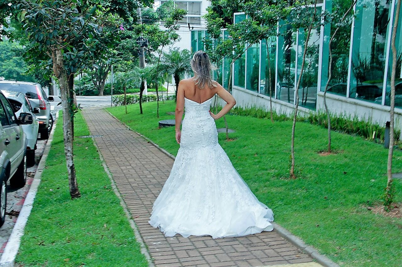 Aluguel de Vestido de Noiva SP