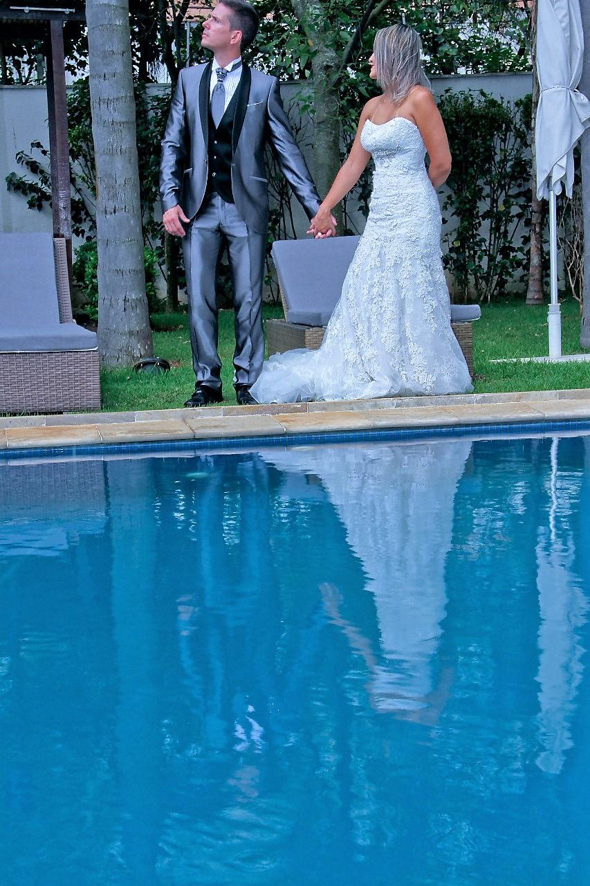 Aluguel de Vestido e Terno Casamento SP Campo Belo