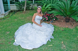 Vestido de Noiva Aluguel SP