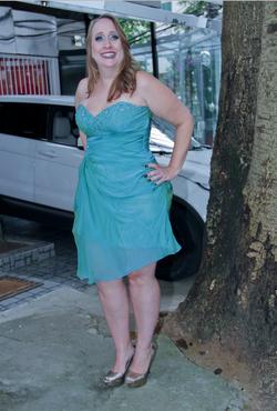 vestido para alugar plus size sp
