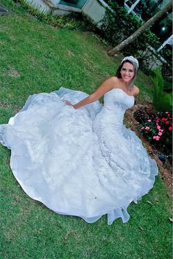Vestido de Noiva para Alugar Campo Belo SP