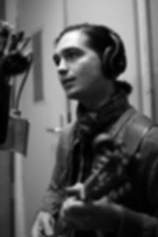 Eamon Dukan Mandolin Recording