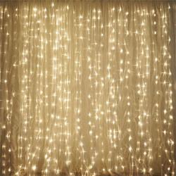 Organza Lighted Backdrop