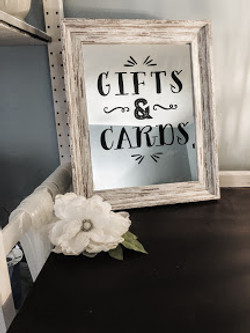 Gifts & Cards Mirror