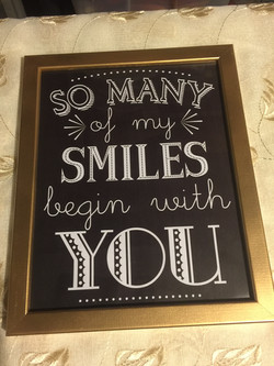 Smiles Sign
