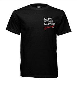Men's Black Short Sleeve T-Shirt