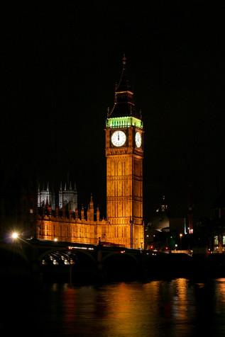 Pontualidade Britânica I