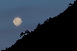 Lua Subindo