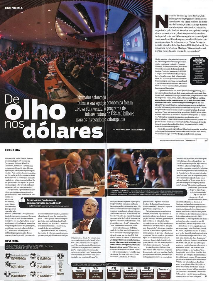 Isto É Dinheiro Magazine