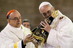 Papa Francisco em Aparecida