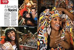 Quem Acontece Magazine