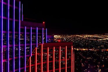 Luzes de Vegas