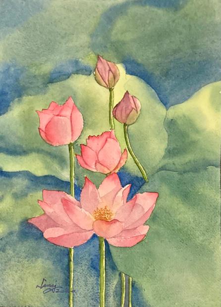 Blooming of Enlightenment