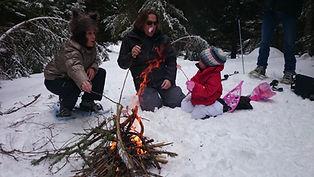 Séjour famille hiver