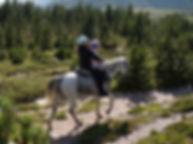Balade à cheval en Cerdagne - Capcir - Haut Conflent