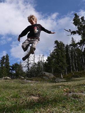 Séjour randonnée famille Pyrénées