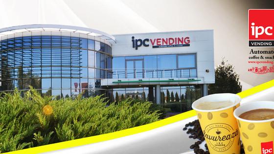 IPC Vending Timisoara, în casa noua