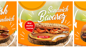 2021 - Anul noilor retete de sandvisuri IPC Vending