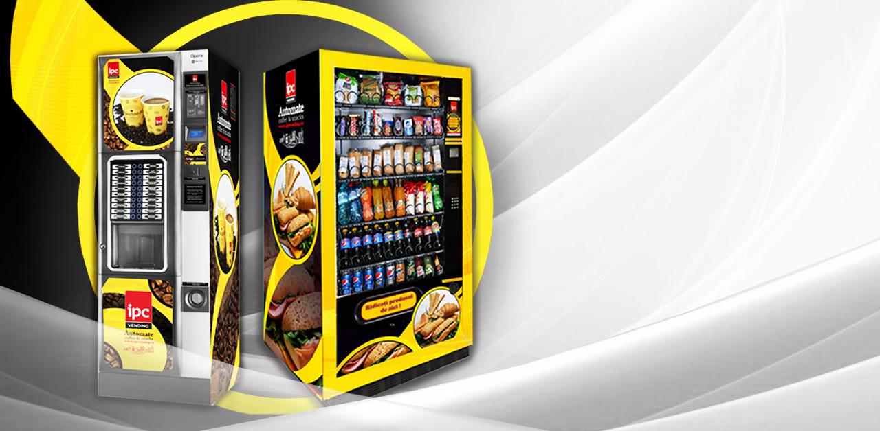 Aparate variate IPC Vending