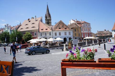 Începand din Iunie 2012, IPC Vending este prezent la Sibiu