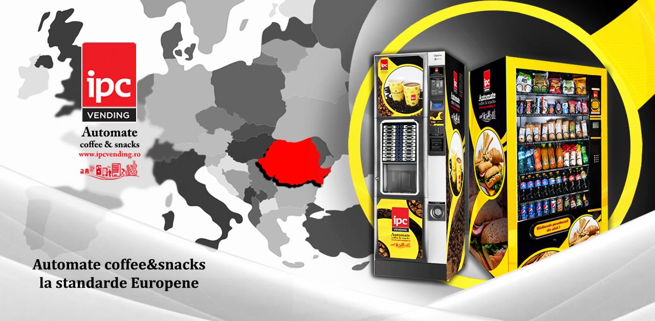 IPC Vending Europe Day