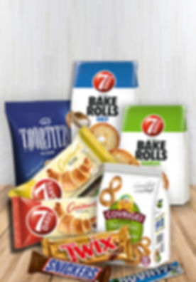 Varietate de snacks-uri traditionale