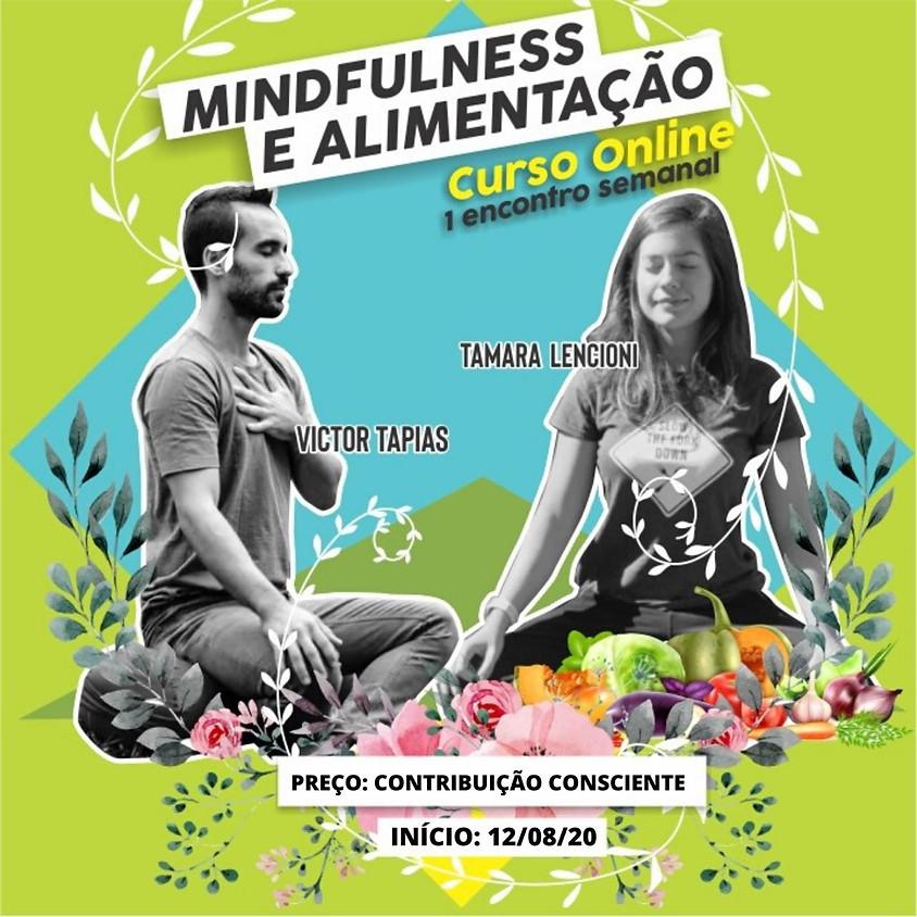 Curso Mindfulness e Alimentação - Nov/2020