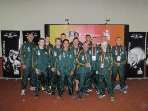 Australia delegates 100+ team to the Royal World Cup