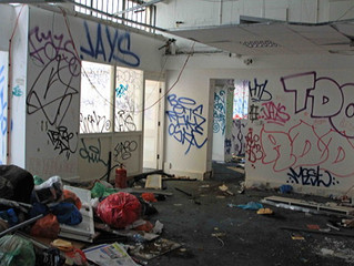 Squatters Make Neighbors Feel Unsafe