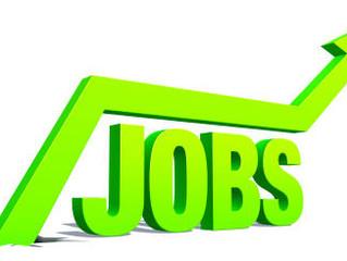 Nevada No. 3 in U.S. Job Creation