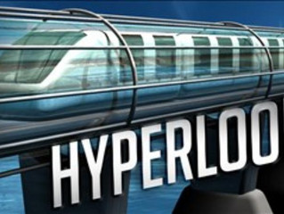 Hyperloop One Displays 500 mph Transportation System