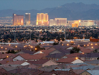Las Vegas Home Prices Rise 7.5% Annually