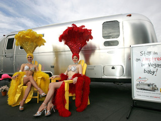 Airstream Park - Zappos CEO Re-Creates the Trailer Park in Downtown Las Vegas