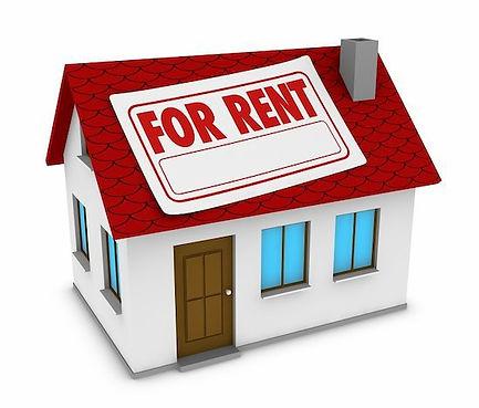 For rent graphic Las Vegas property management