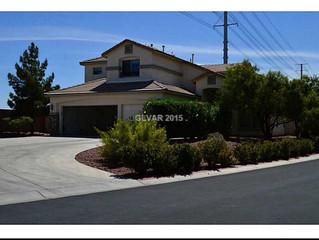 Las Vegas Housing Market Finally Matches National Median Price