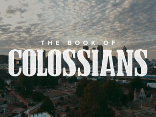 Intro to Colossians (2:8-3:4)