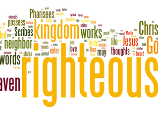 Psalm 4:1 - Righteousness (Path)