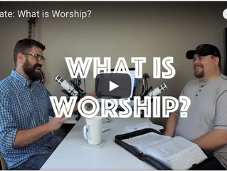 The State - What is Worship?