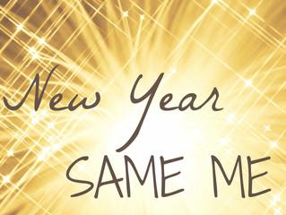 New Year, Same Self, Redeeming God